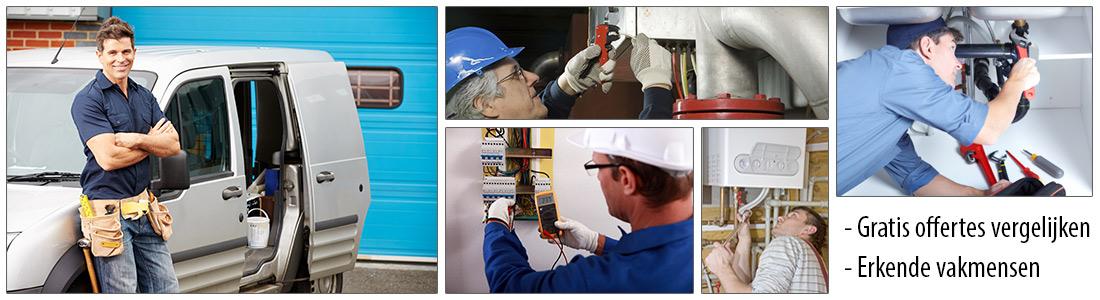loodgieters-elektriciens-installateurs