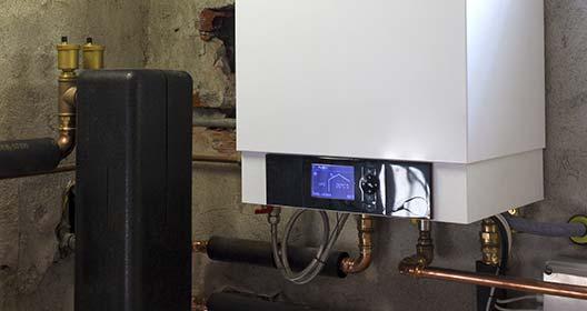 verwarmingsketel onderhoud